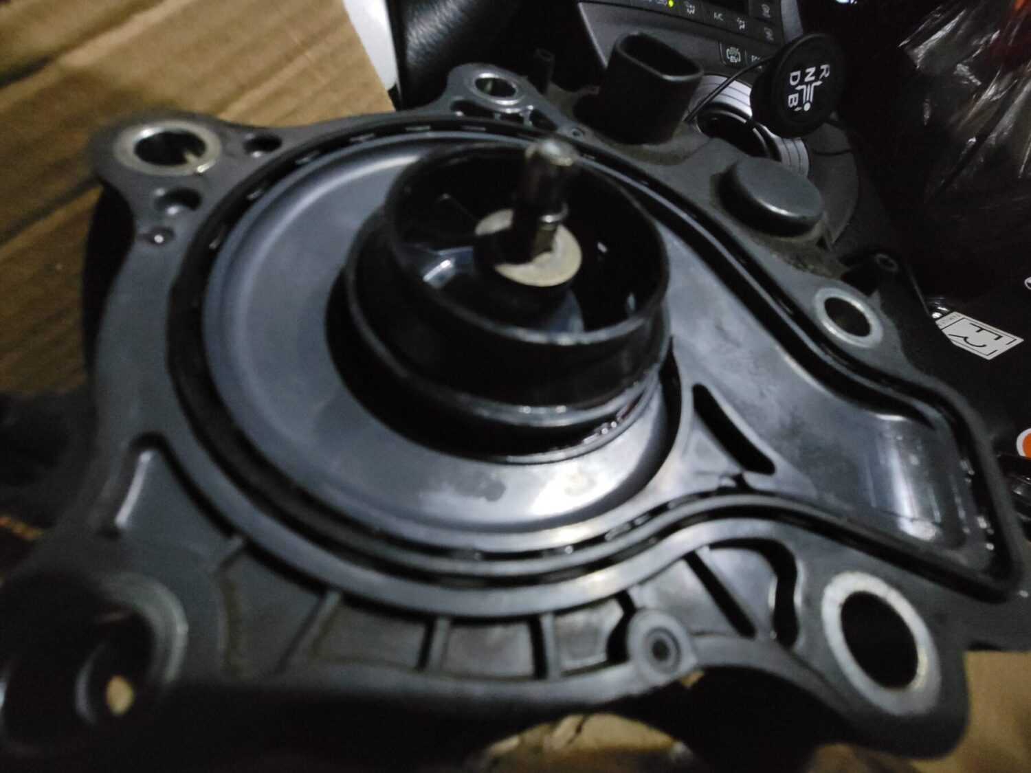 Toyota Prius Engine Water Pump Coolant Replacement