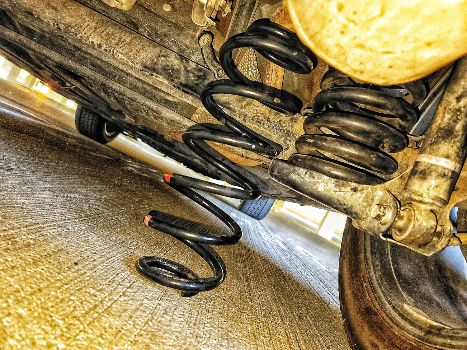 Toyota Prius Heavy Duty Springs Lift Kit OffRoad